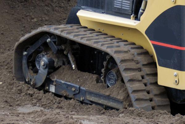 Rubber Tracks Skidsteer Tires Undercarraige Parts
