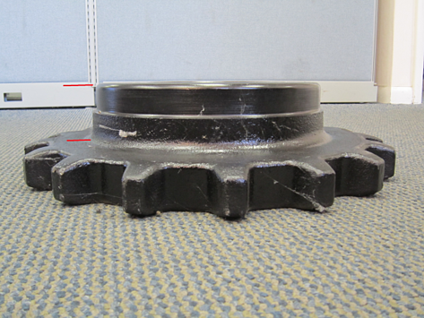 Bobcat T250 Sprocket