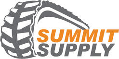 Summit Supply LOGO ORANGE