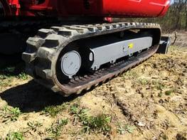 Excavator Rubber Tracks