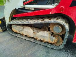 Skid Steer Rubber Tracks