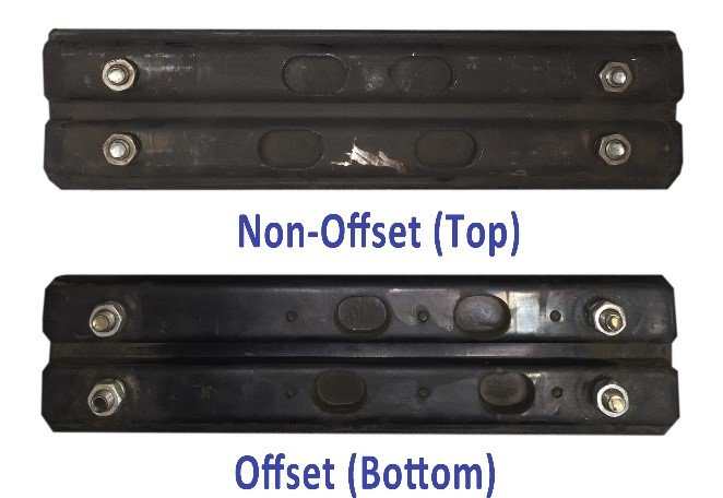Summit Supply Llc Offers Offset Rubber Tracks Amp Pads For